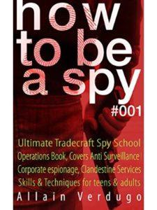amazon book cover  spy schools