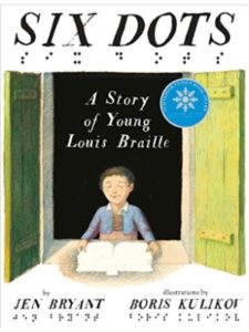 Knopf Books for Young Readers book  louis brailles