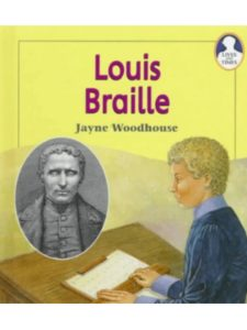 Rigby Interactive Library book  louis brailles