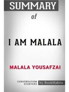 CreateSpace Independent Publishing Platform book summary  malala yousafzais