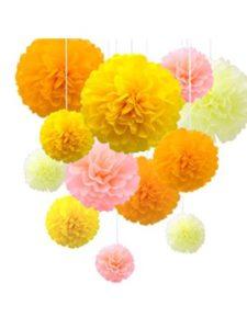 Elehere bouquet kit  tissue paper flowers
