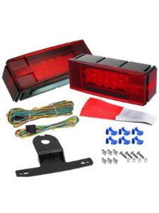 Partsam bracket  led trailer lights