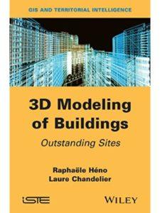 Wiley-ISTE building  3d modelings