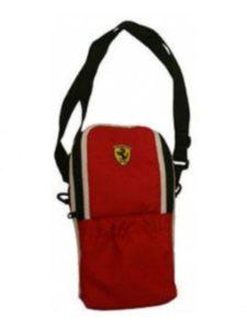 Ferrari   burp cloths with bottle holder