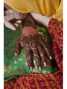 Home Comforts canvas  henna designs