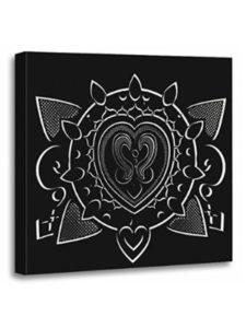 TORASS canvas  henna designs