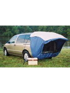DAC INC    car rear door tents