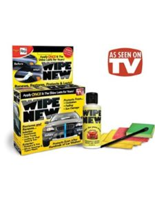 Wipe New   car washes with roof rack
