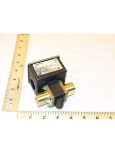 Carrier, United Electric low pressure switch