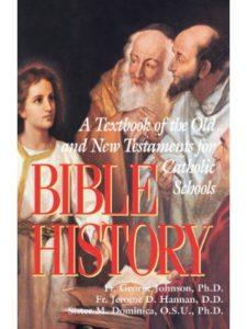 TAN Books catholic  bible histories