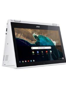 Acer chromebook  office words