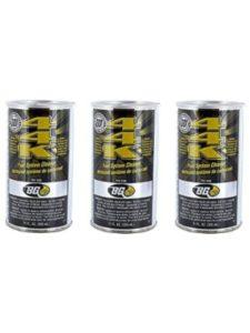 BG cleaner additive  fuel filters