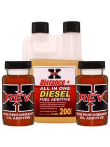 Rev X Products, Inc. cleaner additive  fuel filters