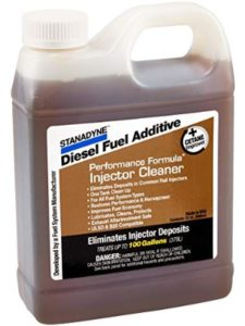 Stanadyne cleaner additive  fuel filters