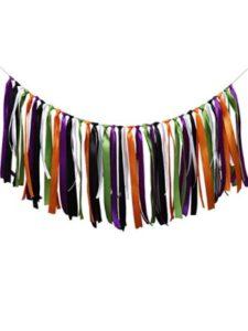 Nicrolandee cloth  tassel garlands