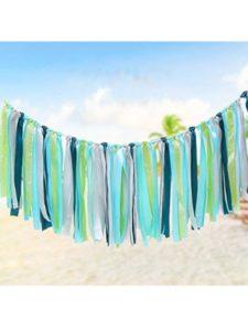 SS cloth  tassel garlands