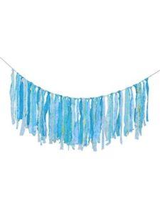 WINOMO cloth  tassel garlands