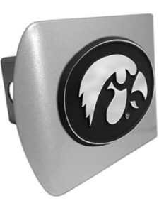 Elektroplate    college trailer hitch cover