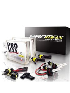 Promax Stage 2 TP conversion kits  promaster vans
