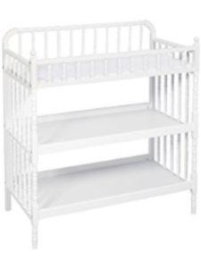 DaVinci crib  top changing tables