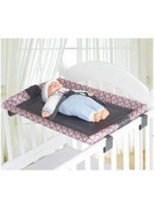 Miyaou crib  top changing tables