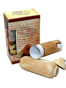 Jerusalem    dead sea scroll replicas