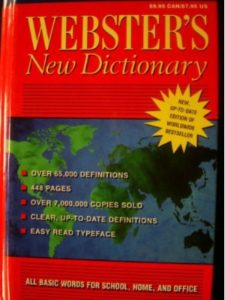 Rosalind Mae Marketing dictionary  office words