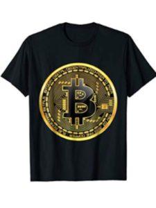 Vintage Bitcoin Best T-shirts ever BTC dogecoin  blockchain wallets