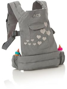 ACS   doll carriers backpack without pattern