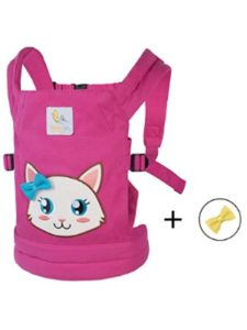 HappyVk   doll carriers backpack without pattern