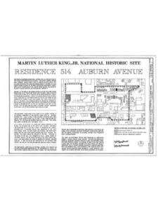 Historic Pictoric drawing  martin luther kings