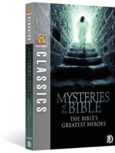 A&E Entertainment dvd  bible histories