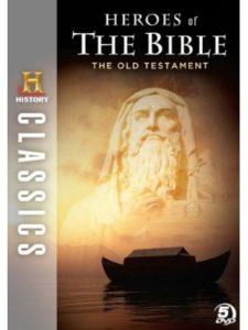 A&E HOME VIDEO dvd  bible histories