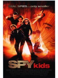 Incline Entertainment dvd  spy schools