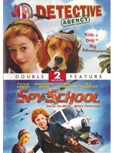 Unknown dvd  spy schools
