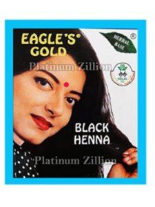 Eagle's Gold henna hair