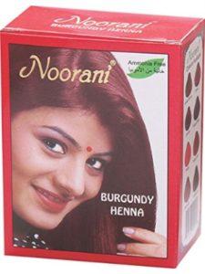 Monsoon Spice Company henna hair