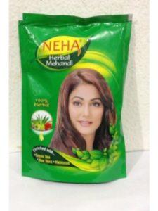 Vedika Herbals henna hair