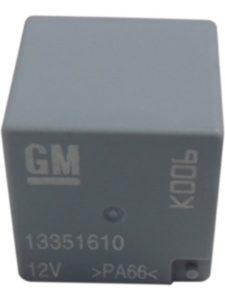 General Motors efi  main relays
