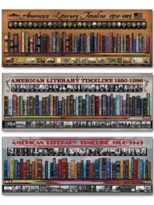 Echo Literary Arts elementary  timelines