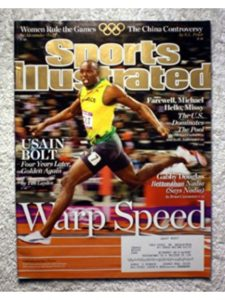 Sports Illustrated england  summer olympic