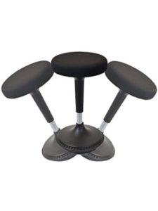 Uncaged Ergonomics stool chair
