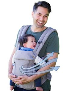 Lumiere Baby ergo weight limit  toddler carriers