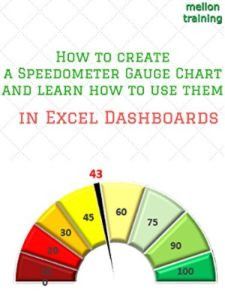 amazon excel  speedometers