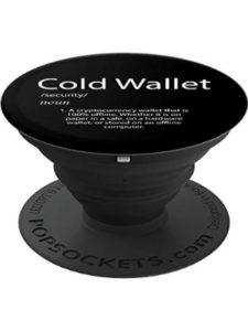 PopSockets exchange  blockchain wallets