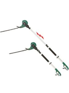 DOEWORKS extension pole  electric hedge trimmers