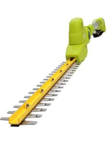 Snow Joe extension pole  electric hedge trimmers