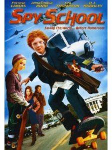 Screen Media film  spy schools