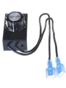 Durablow fireplace  blower motor switches