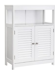 VASAGLE    floor bath cabinets